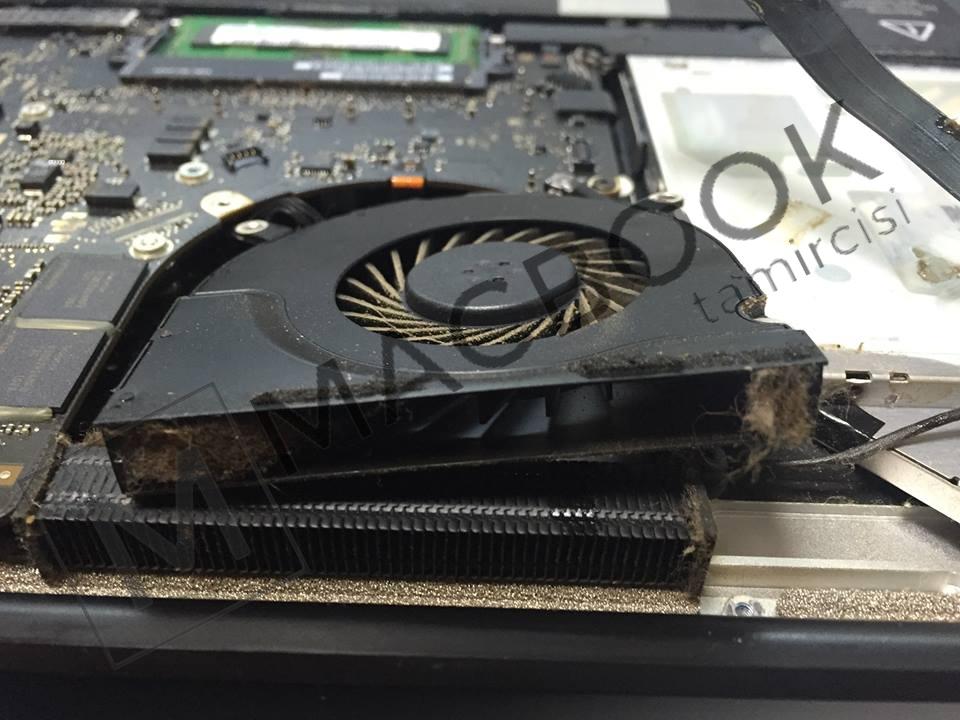 Macbook Fan Temizliği